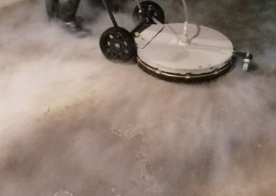 Hot Pressure Washing Cleaning in Utah