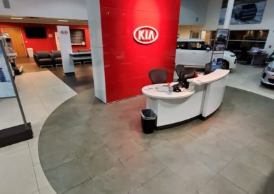Janitorial Cleaning for Kia