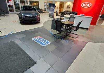 Janitorial cleaning for Kia in Utah