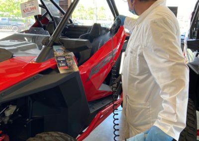 Sanitization Cleaning for Karl Malone in Utah