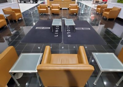 Janitorial Service for LHM Ford in Utah
