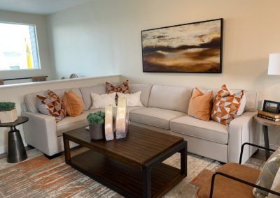 Woodside Model Home Cleaning