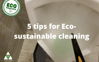 5 tips for more eco-sustainable cleaning