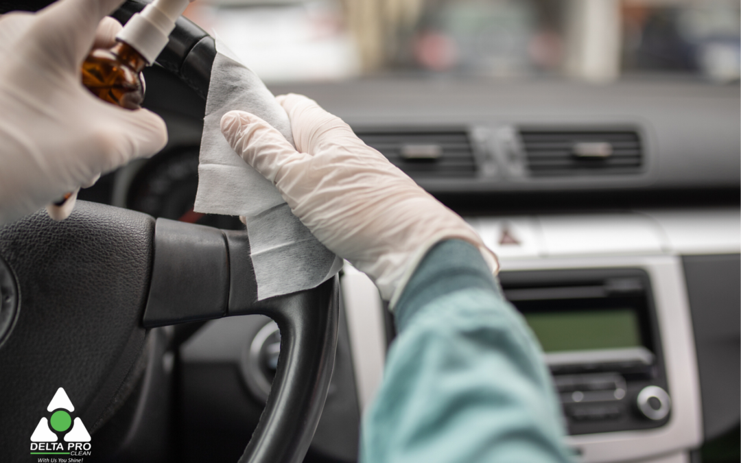 Tips to clean your car and avoid Coronavirus