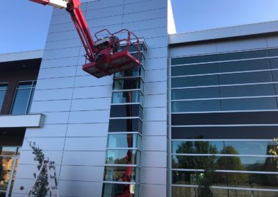Windows Cleaning for Wright Homes